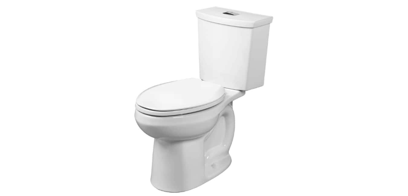 American Standard H2Option Dual Flush toilet