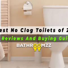 Best No Clog Toilets of 2021 - Reviews And Buying Guide
