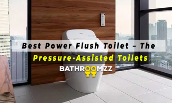 Best Power Flush Toilet – The Pressure-Assisted Toilet