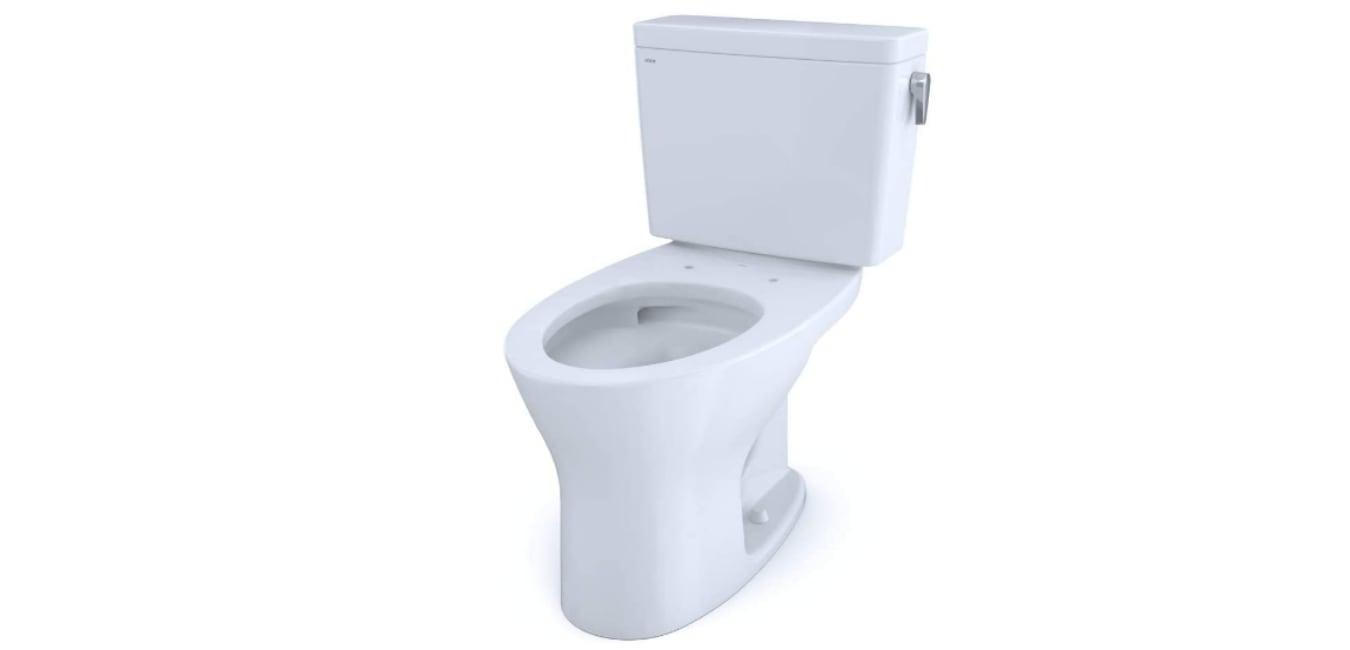Drake Two-Piece Elongated Dual Flush