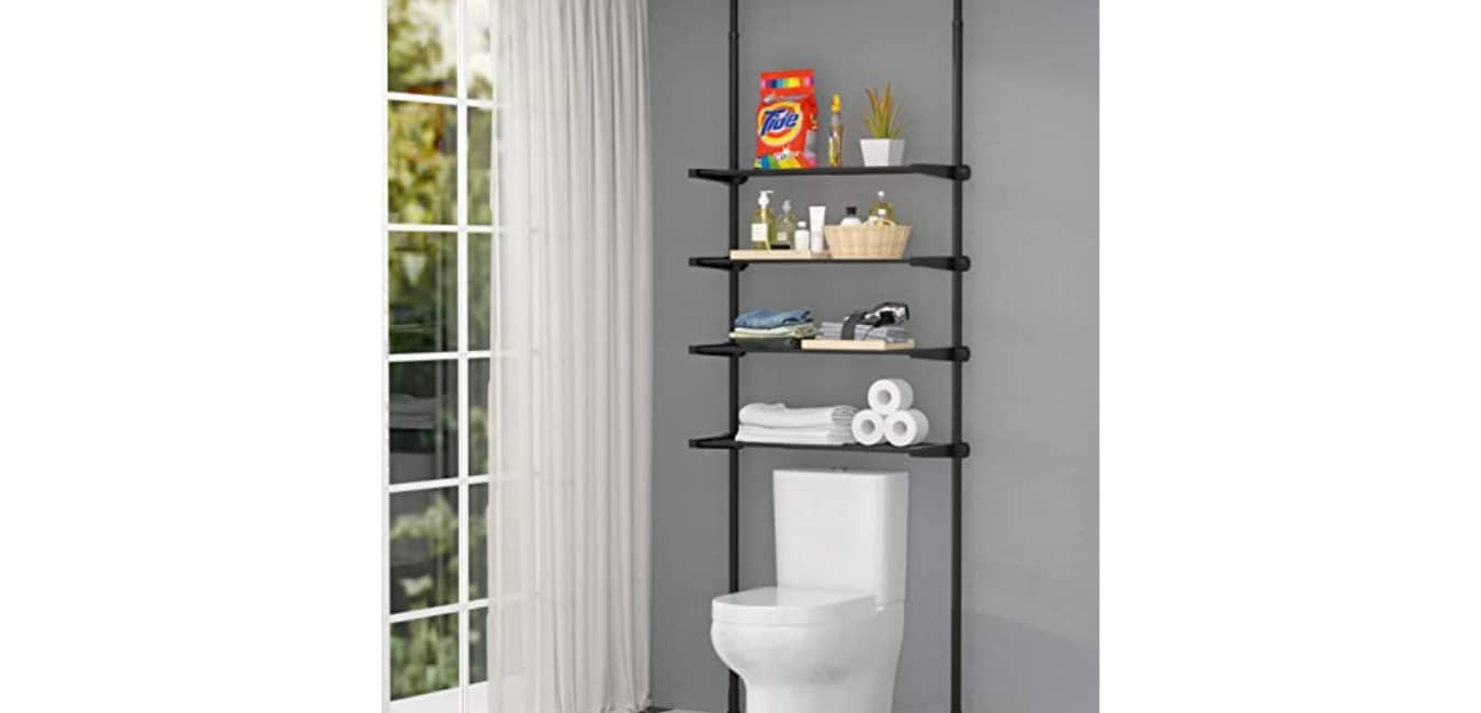 ALL ZONE Bathroom Storage Cabinet