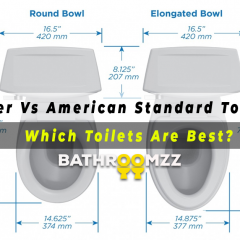 Kohler Vs American Standard Toilets – Which Toilets Are Best