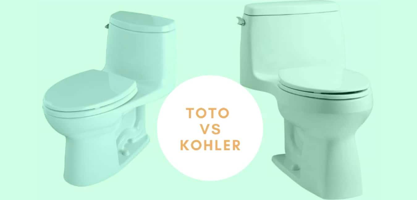 Toto vs Kohler Toilets - Are Toto Toilets Better than Kohler