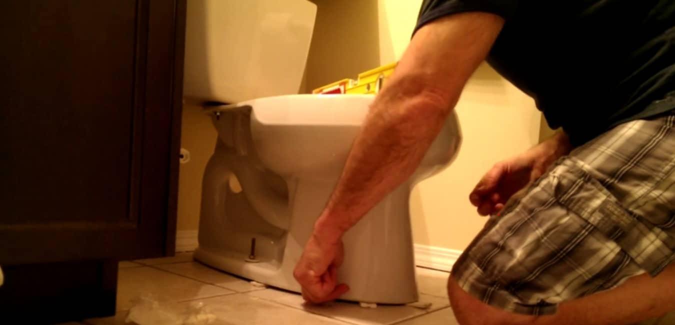 How to Install the Kohler Highline Classic Toilet