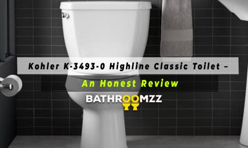 Kohler K-3493-0 Highline Classic Toilet - An Honest Review