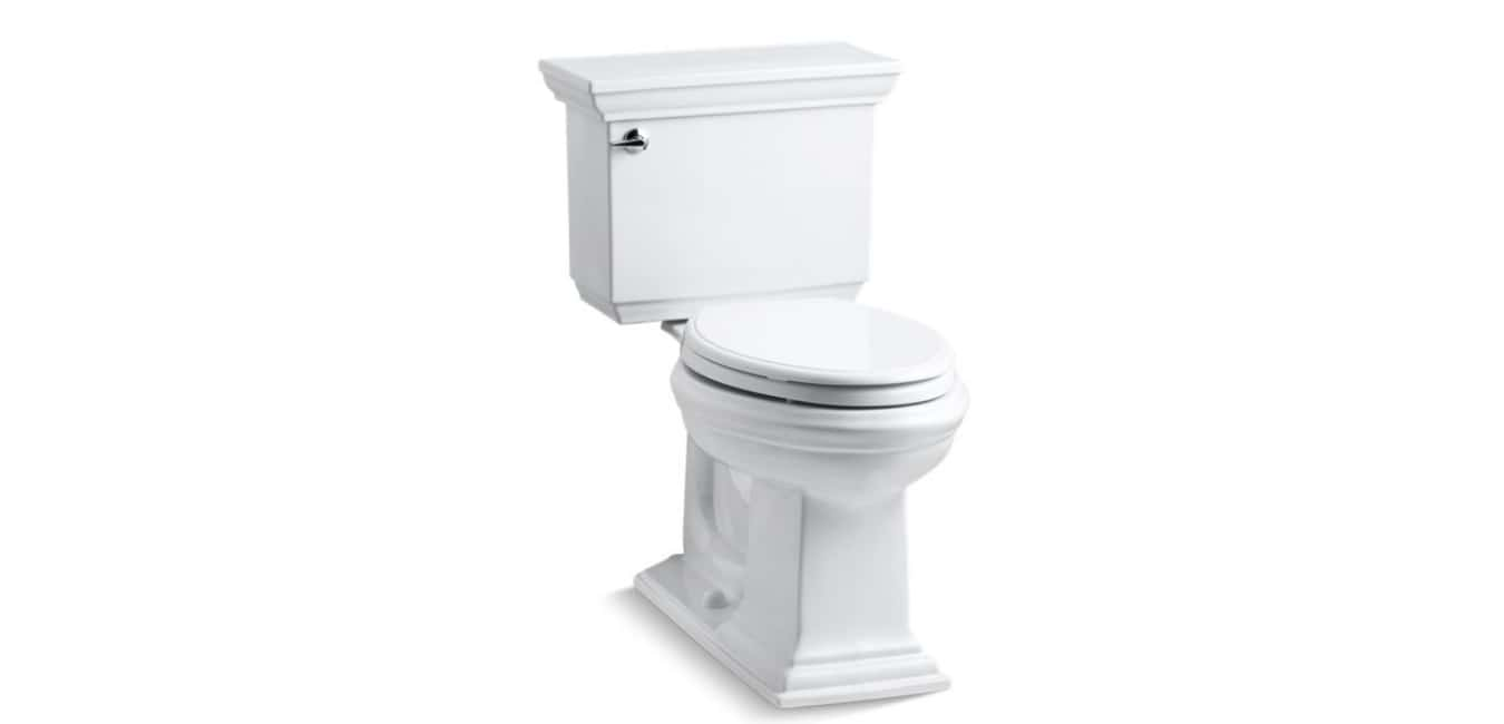 Kohler Memoirs Comfort Height Elongated Toilet