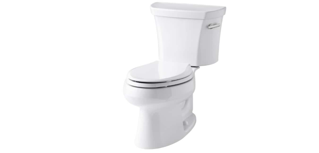 Kohler Wellworth Toilet - Features