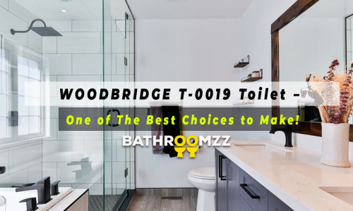 WOODBRIDGE T-0019 Toilet – One of The Best Choices to Make!