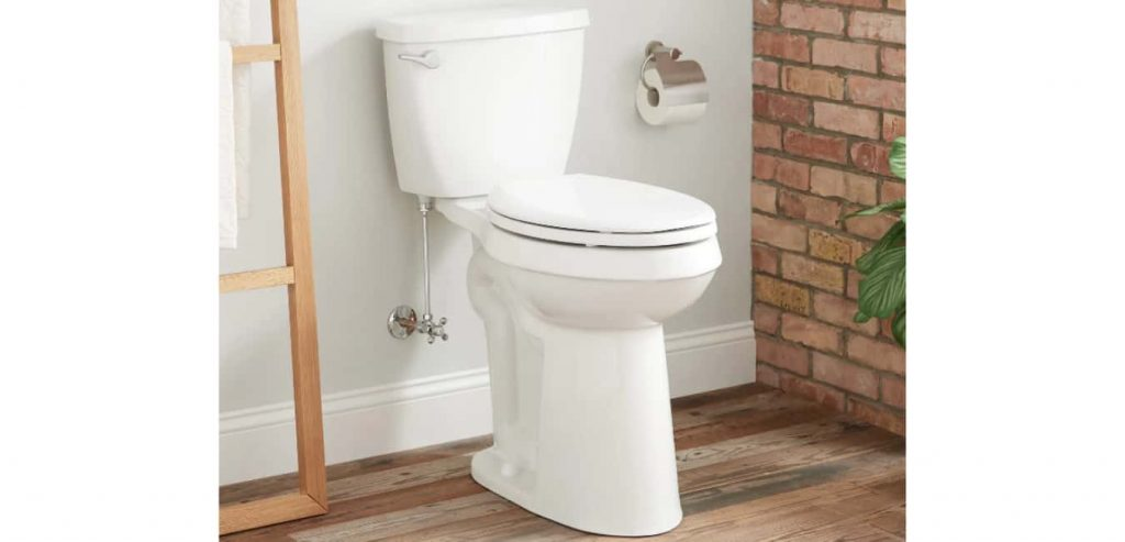 Why buy a Convenient Height Toilet
