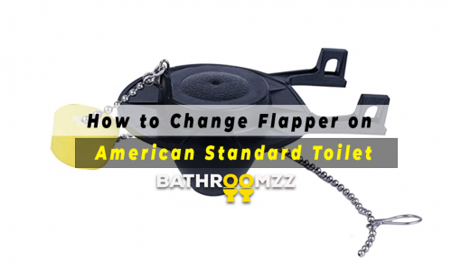 How to Change Flapper on American Standard Toilet