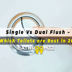 Single Vs Dual Flush - Which Toilets are Best in 2021