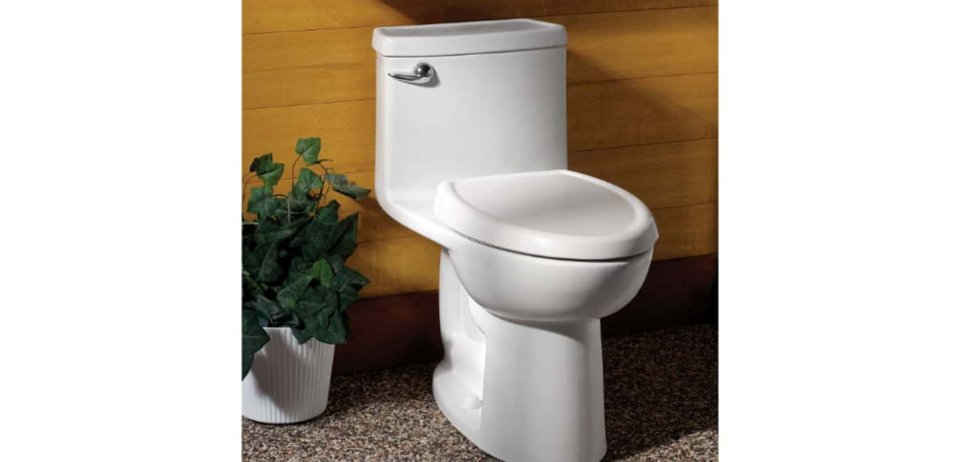 American Standard Cadet 3 FloWise – One-Piece Elongated Toilet