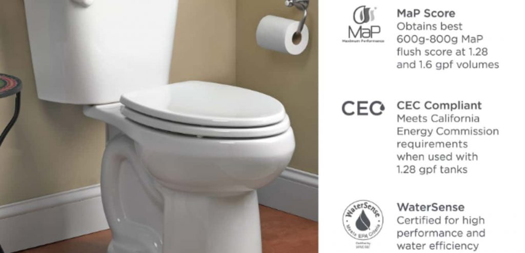 American Standard Colony Toilet's Best Features