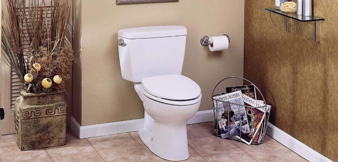 Toto Drake Elongated Cotton White Toilet Review