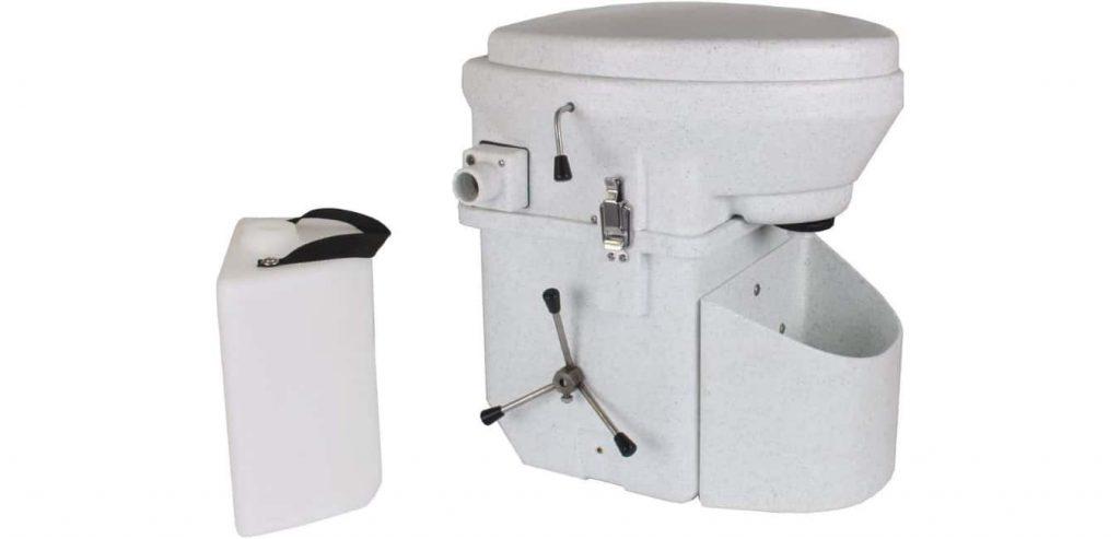 nature's head composting toilet - Design